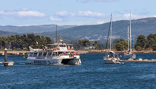 O Grove  embarcaciones