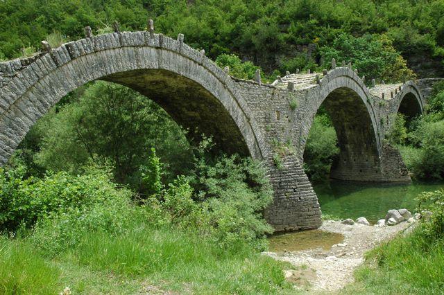 Zagori - puente